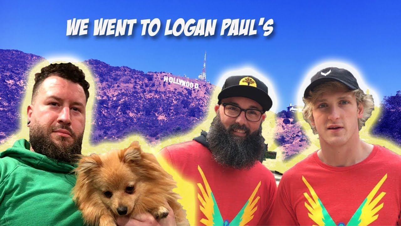 Medium Of Logan Paul House