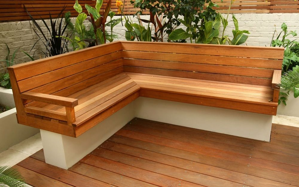 Outdoor Wood Bench The Best Furniture Diy