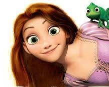 Rapunzel With Long Brown Hair Goth Disney Disney Princess Rapunzel Goth Disney Princesses
