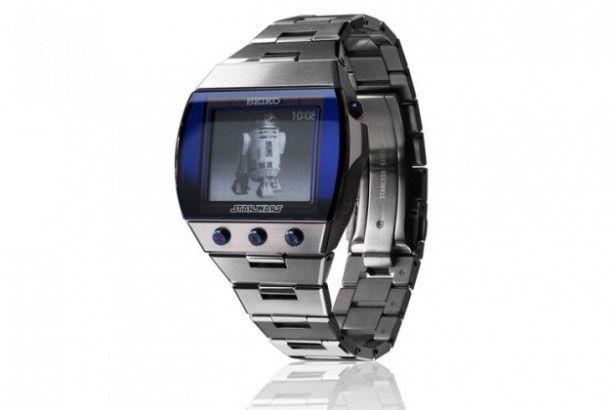 Seiko dévoile une collection de montres Star Wars | MinuteBuzz.com