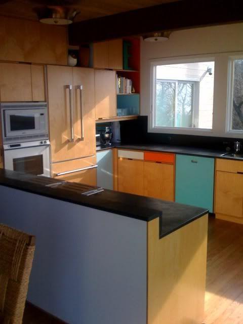 Best Mcm Modern Kitchens Design Addict Forum Repinned By 400 x 300