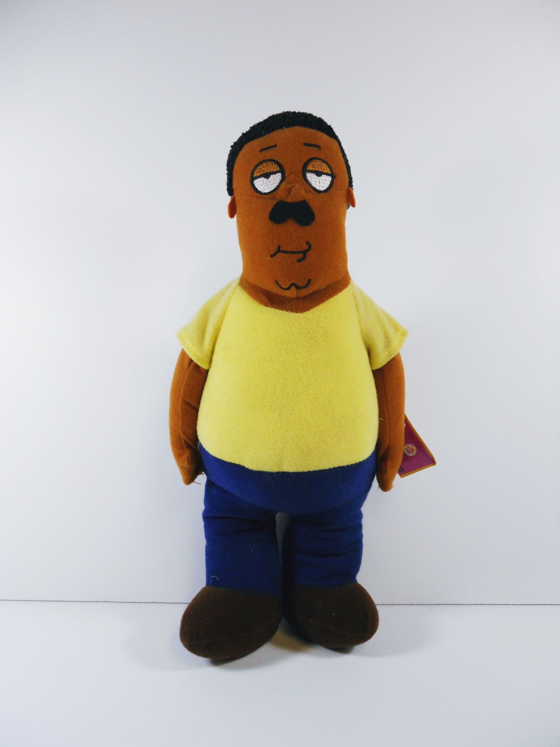 The Cleveland Show Cleveland Brown Stuffed Plush Sold Figures