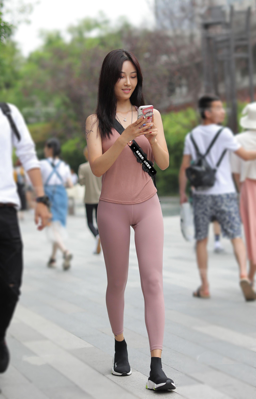 Yoga Pants Asian : pants, asian