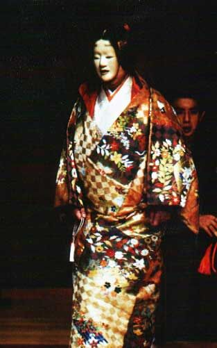 Noh is Japanese traditional culture