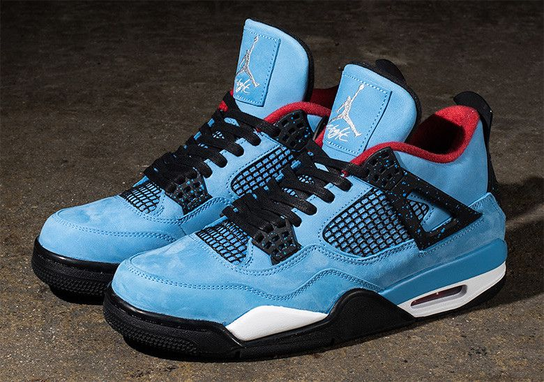 timeless design a0437 f37b9 Where To Buy The Travis Scott x Air Jordan 4 Cactus Jack ...