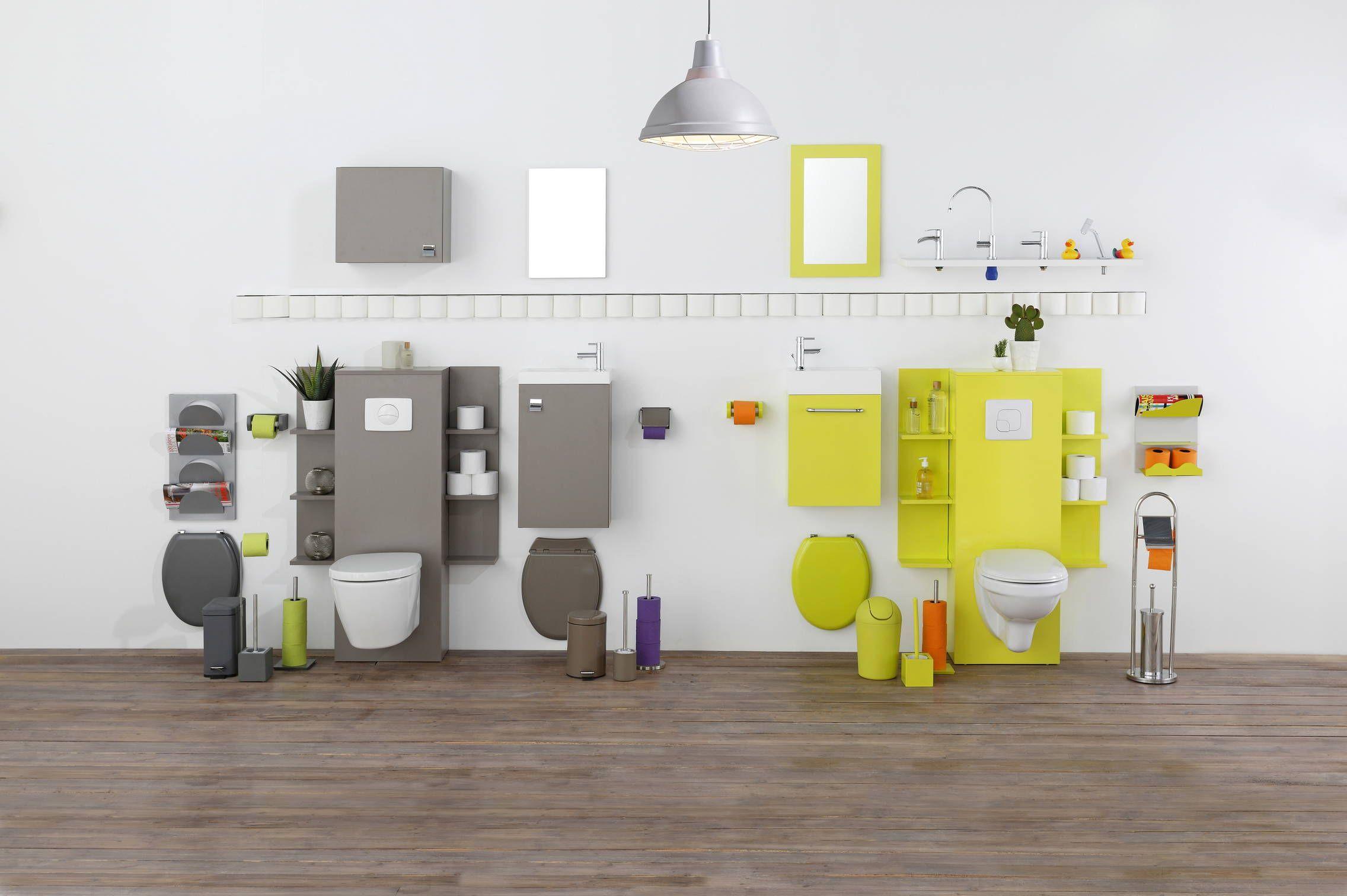Du Moderne Ou Du Peps Bathroom