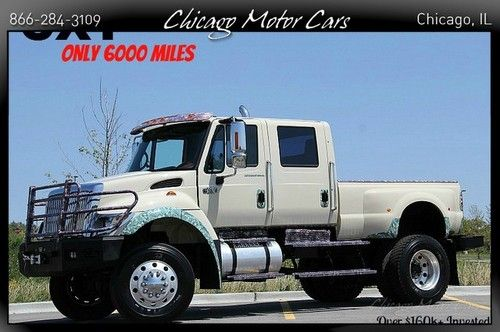 2006 International Cxt Diesel Custom Dump Cxt Medium Duty Trucks Diesel Big Trucks