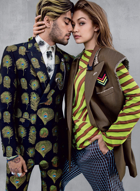 Gigi Hadid Flaunts The Seasons Best Gender Bending Looks