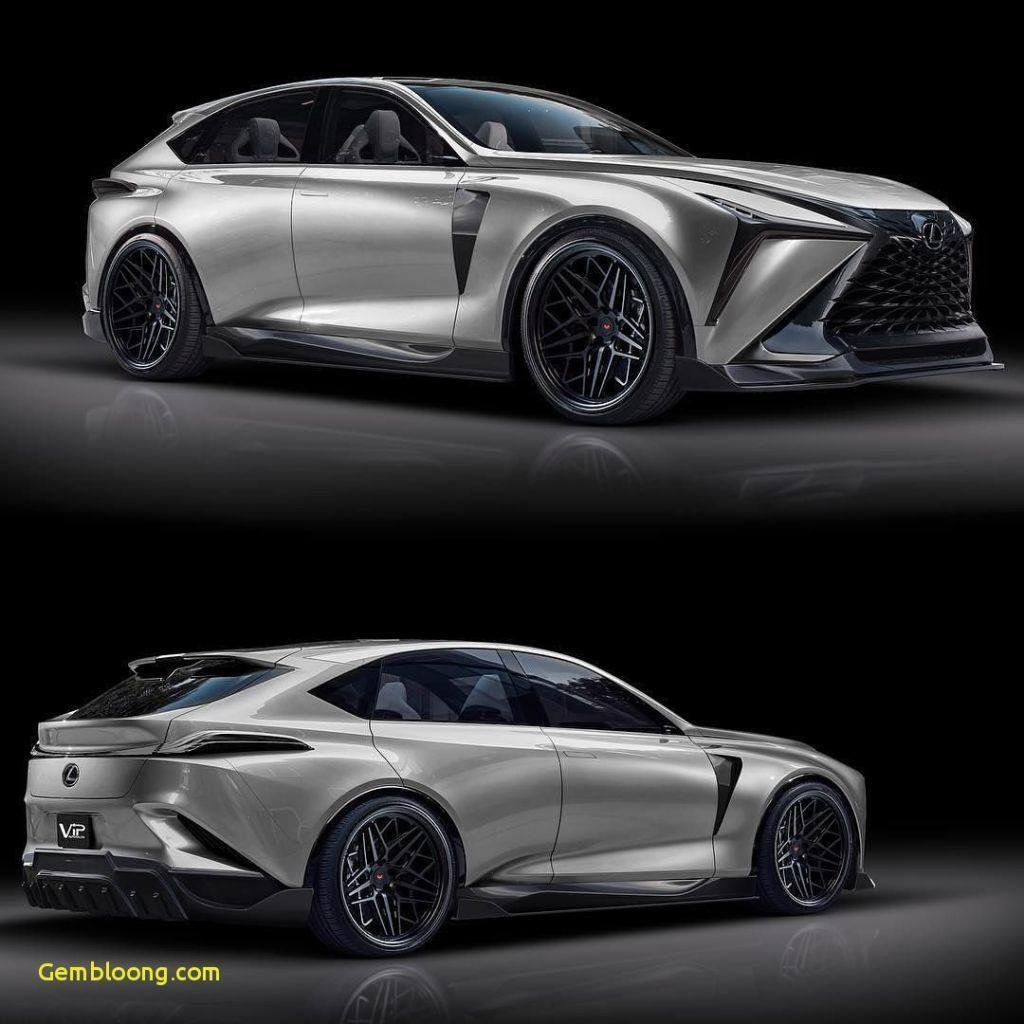2020 Lexus Lf Lc Exterior