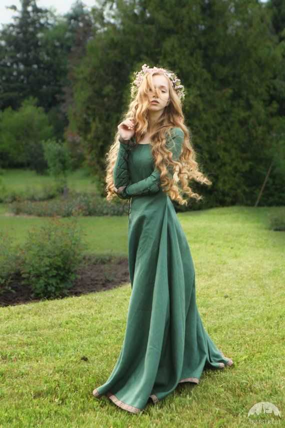"Photo of 5% DISCOUNT! Brautjungfer Gown; Wäsche Kleid; Damenkleid ""Secret Garden"""