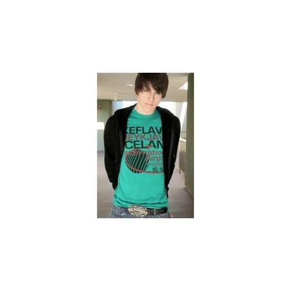 Shane Harper | Hollywood Dame ❤ liked on Polyvore
