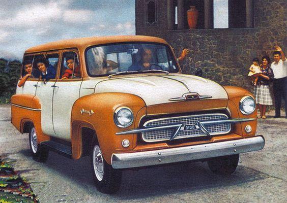 Chevy Perua Amazonas 1963 Carros Classicos Antigos Carros E