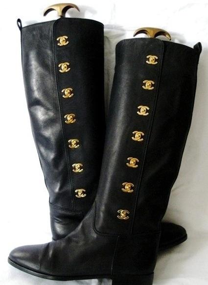 Chanel Boots Cizmeler Ayakkabilar Bot