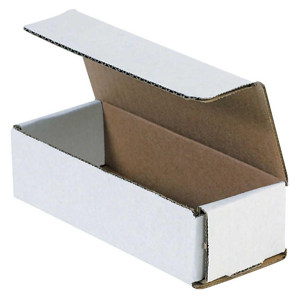 Office Depot Brand 10 Corrugated Mailers 3 H X 5 W X 10 D White