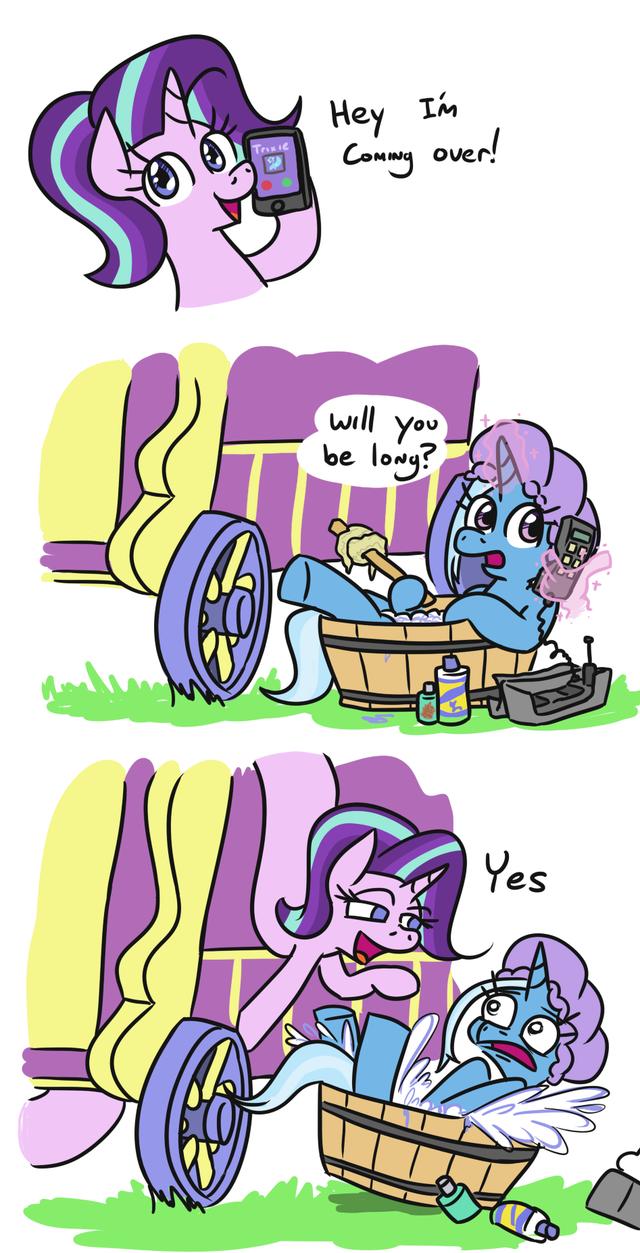 Long Visit : mylittlepony Long Starlight Glimmer Meme | My little pony  friendship, Mlp pony, Mlp comics