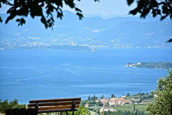 Panorama da Cavaion Veronese