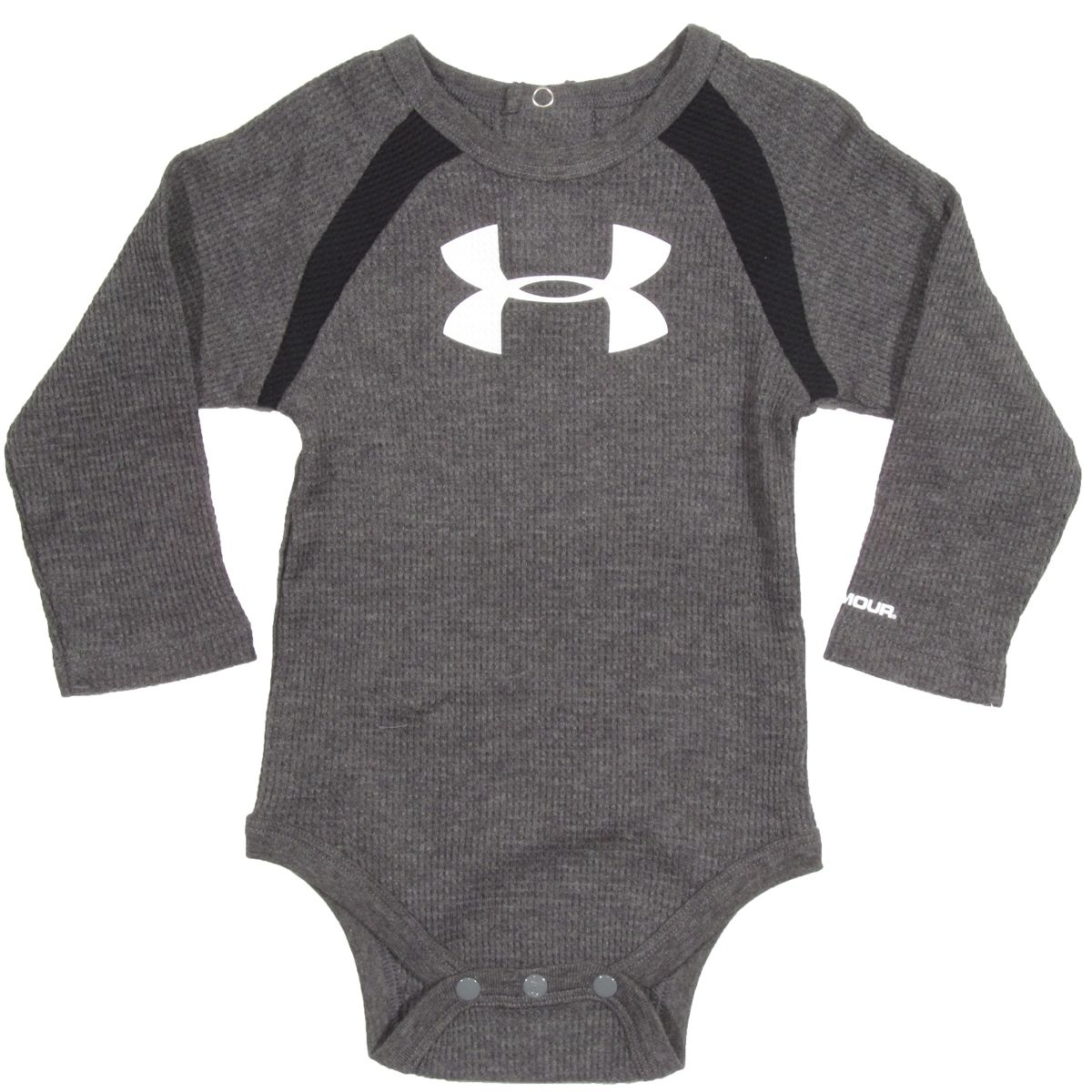 Baby Infant Boy Under Armour One Piece Snap Bodysuit Shirt