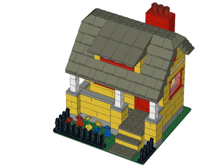 Step30/30from little-house-dormer.ldr-Little House…