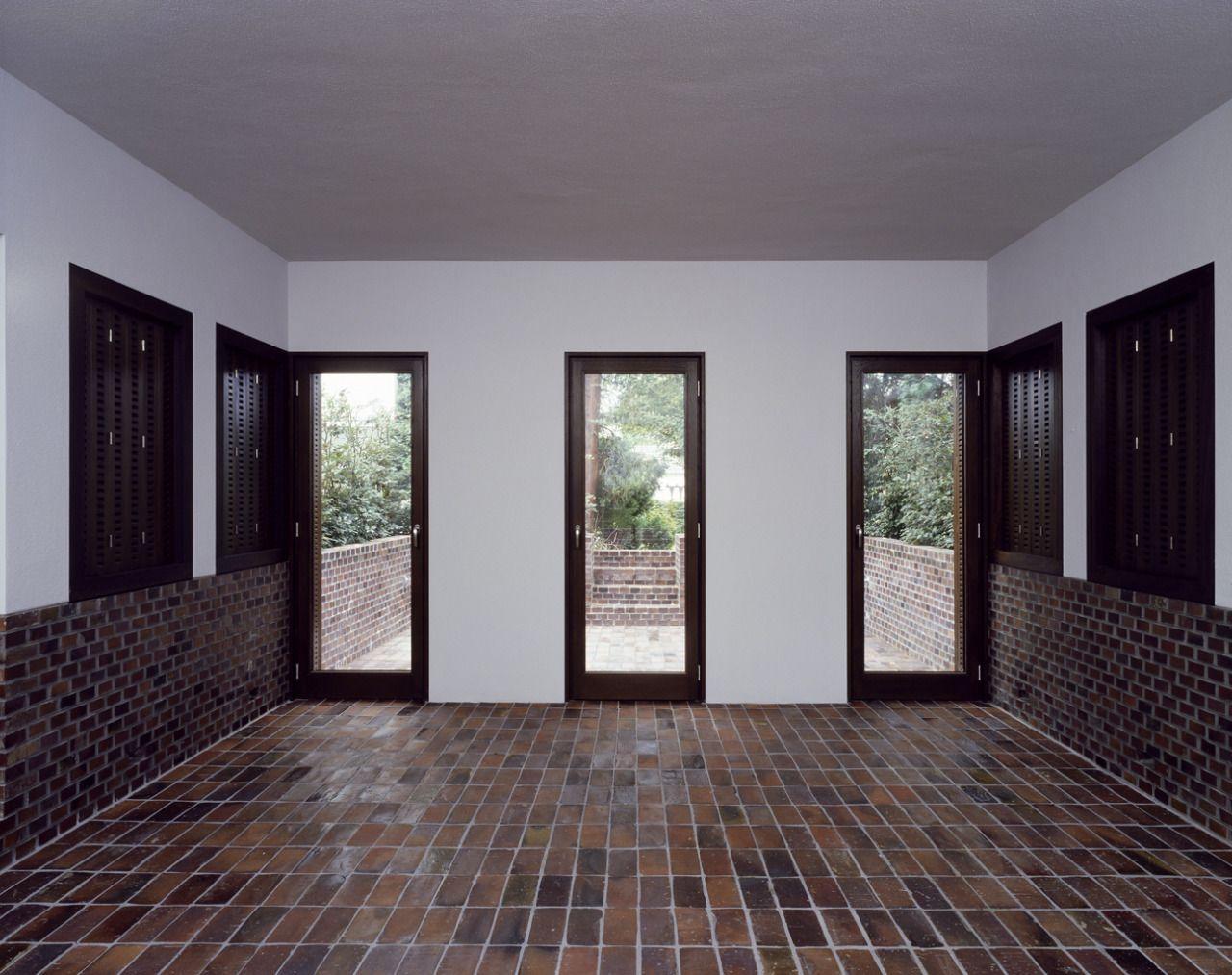 Hundertacht House, Bonn, Germany, Uwe Schröder, 2007