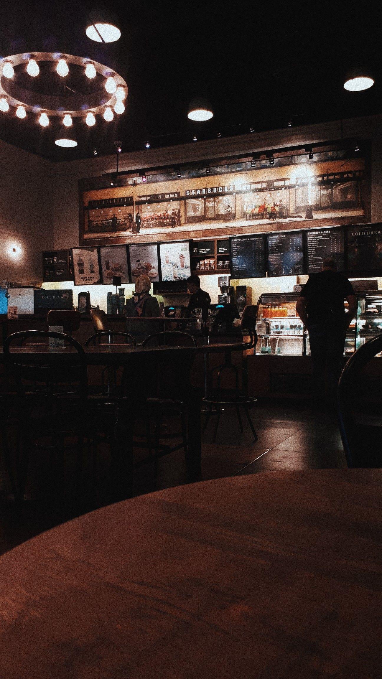 Starbucks Jogja City Mall Yogyakarta Rumah Teras Kafe Desain