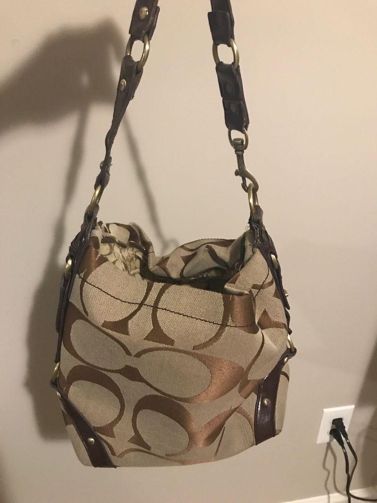 Coach Handbags Used Fashion Clothing Shoes Accessories Womensbagshandbags Ebay Link
