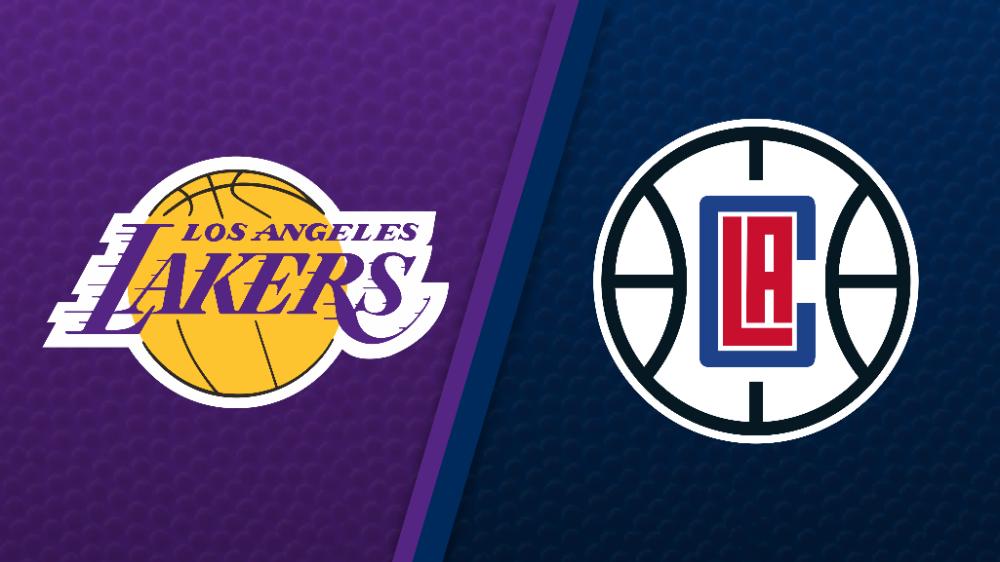 Los Angeles Lakers Vs La Clippers October 22 2019 Nba Com Lakers Vs La Clippers Los Angeles Lakers