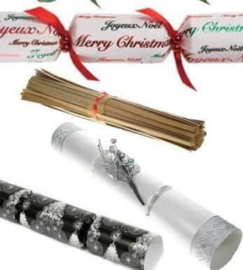 Make your own christmas crackers christmas pinterest make your own christmas crackers solutioingenieria Image collections