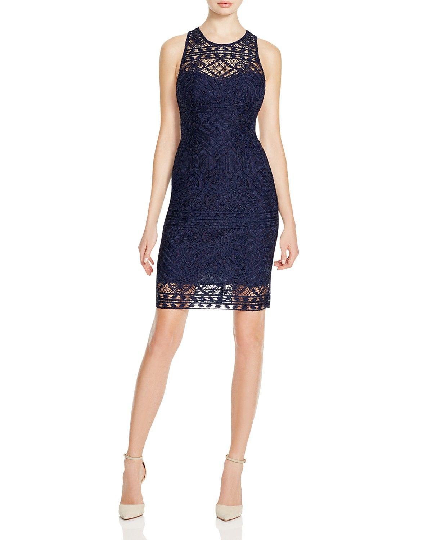 Nanette Lepore Antique Lace Shift Dress | Lace shift dress