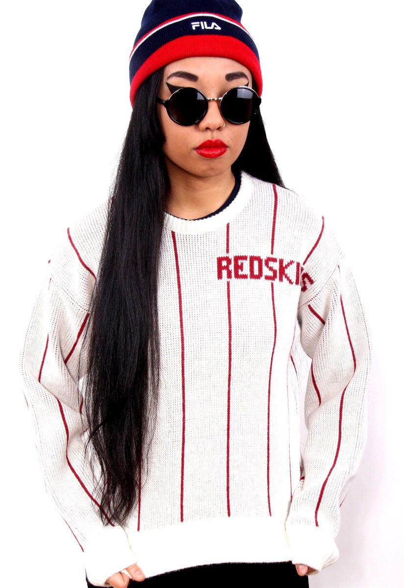 Vintage Rare Cliff Engle Washington Redskins Sweater $59