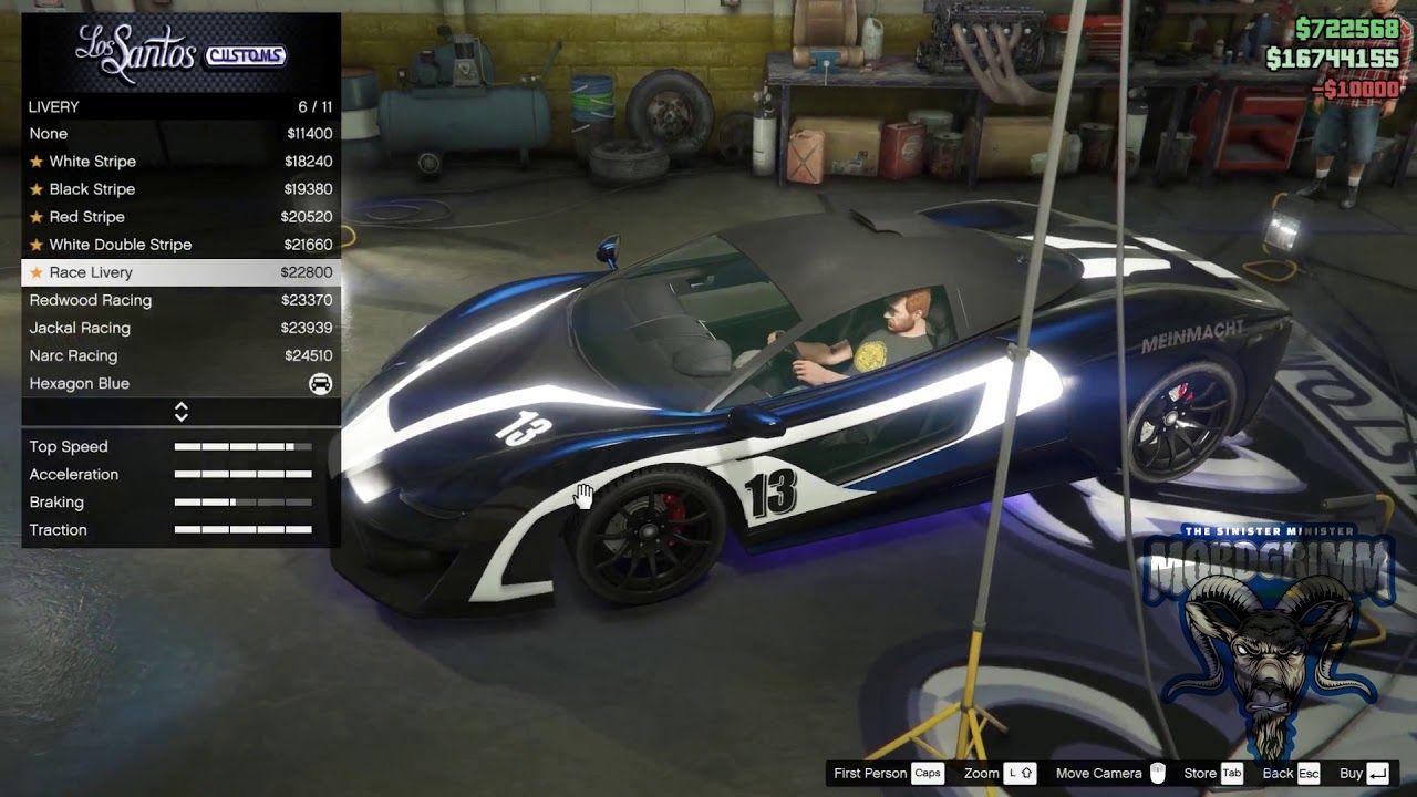 Winning the Progen Emerus Podium Car GTA 5 Online