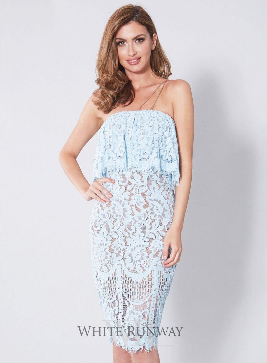 Romance Fitted Midi. A stunning midi length dress by Grace & Hart ...