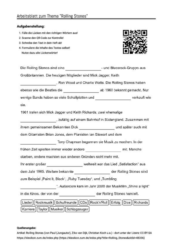 Fein Flip Schieber Wiederum Arbeitsblatt Grad 4 Galerie - Super ...