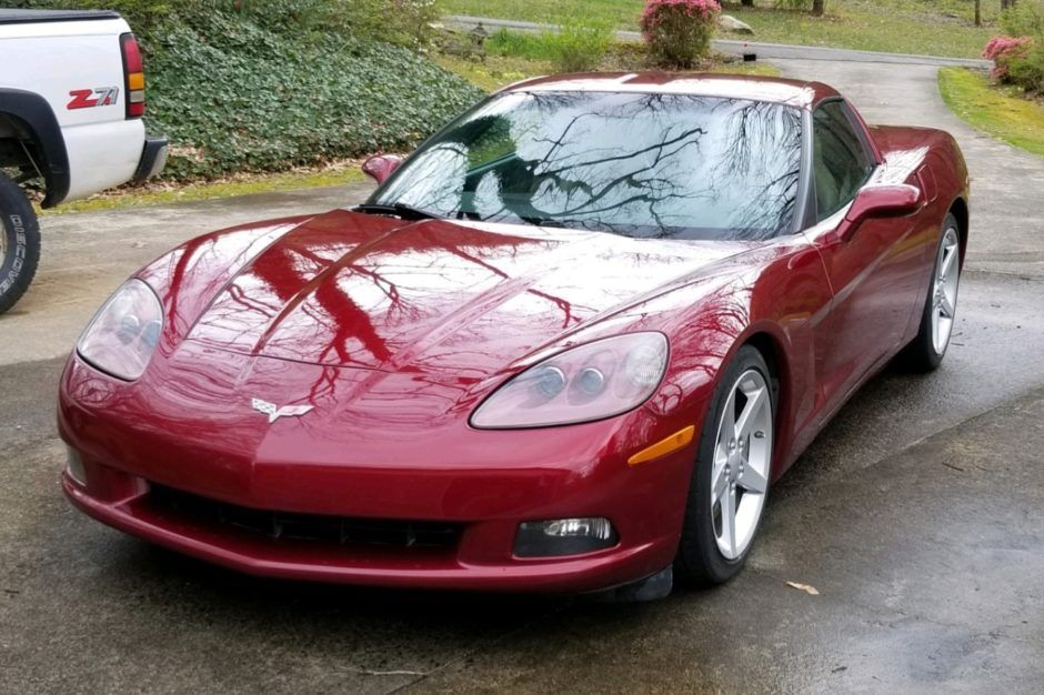 2005 Chevrolet Corvette Coupe 6 Speed In 2020 2005 Chevrolet Corvette Chevrolet Corvette Corvette