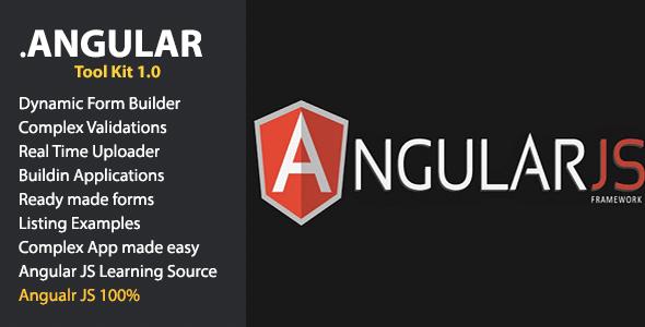 Download Free jAngular Toolkit for Angular JS # Angular Js