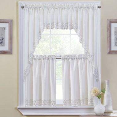 Regent Kitchen Curtains found at JCPenney  Home