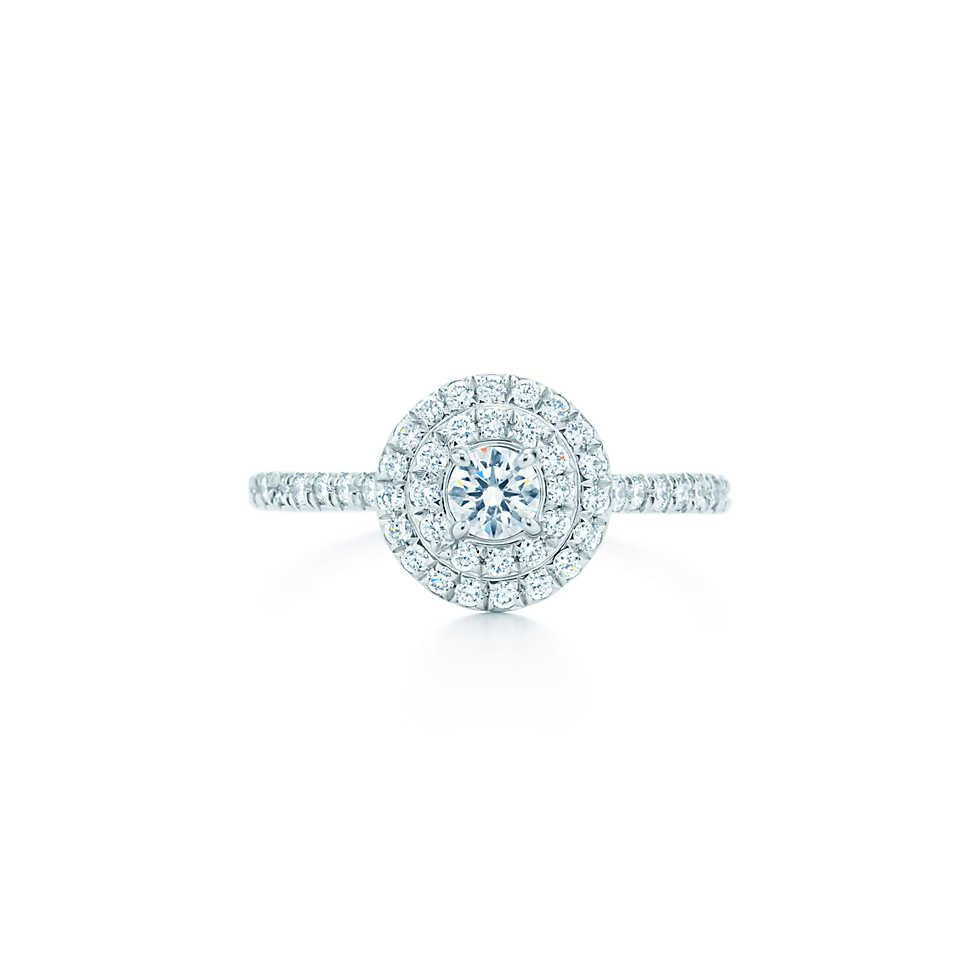 Ring Sparkle On Me Tiffany Rings Engagement Rings