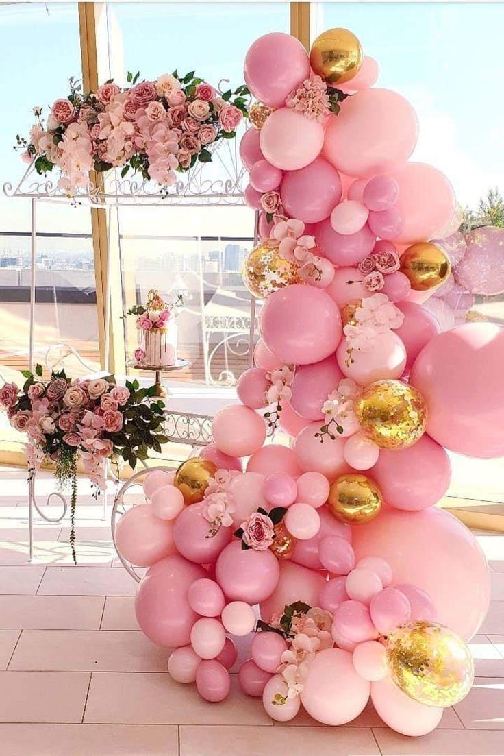 Balloon Garland Arch Kit Balloon garland, Pretty