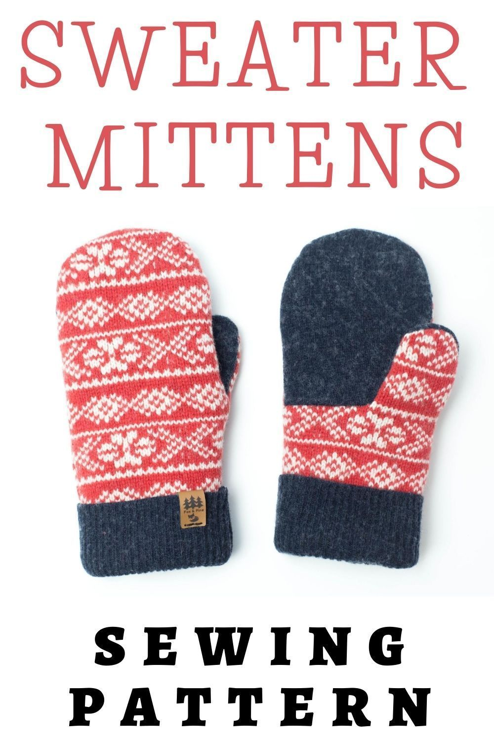 33++ Felted sweater mittens patterns free inspirations