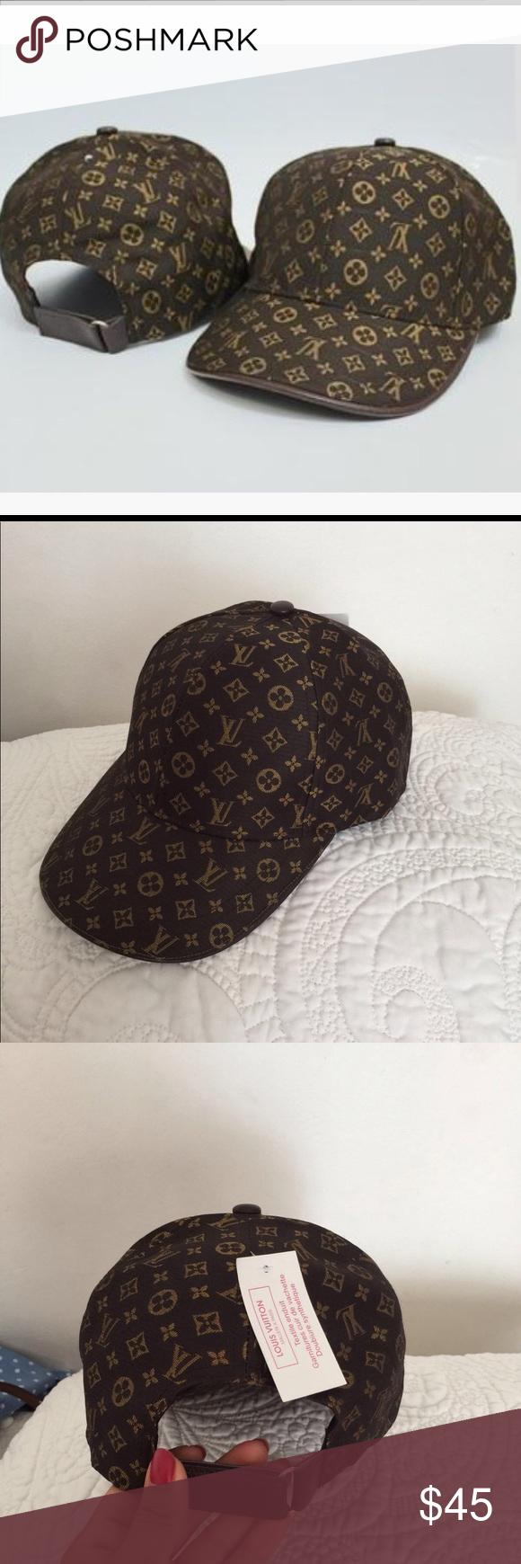 b8e45f576 NWT LV hat USA 2017 New Hat, can wear man or woman, it's adjustable ...