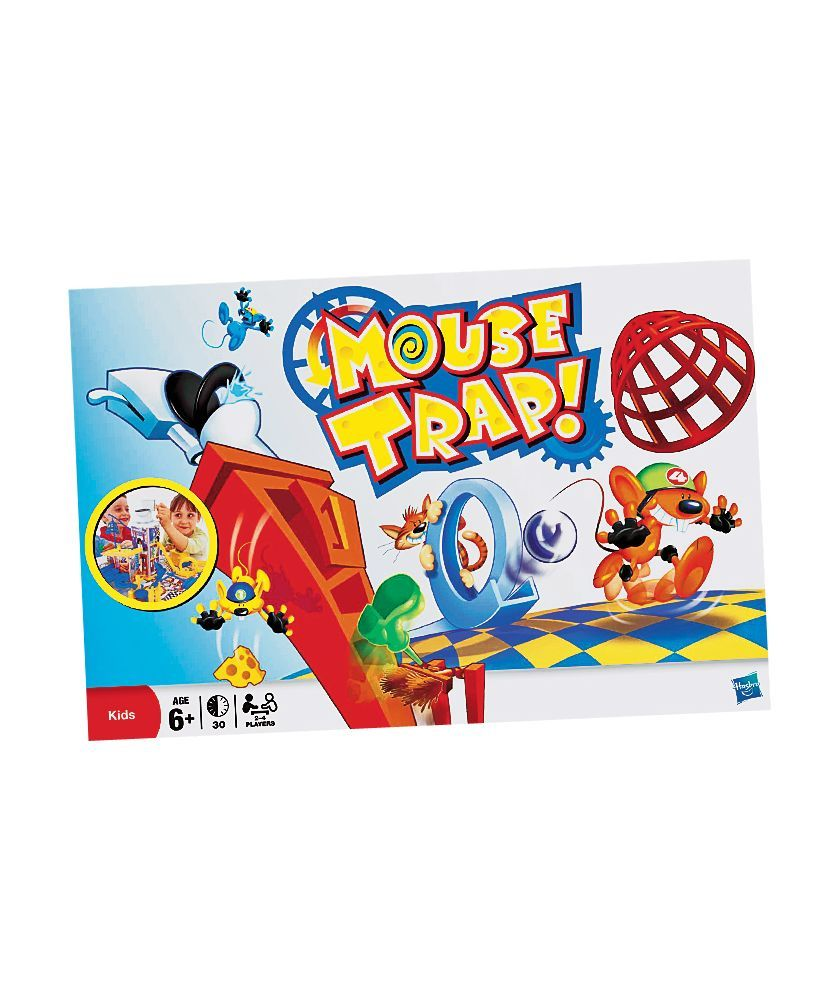 Dolls house at argos co uk your online shop for dolls houses dolls - Buy Mousetrap Board Game From Hasbro Gaming At Argos Co Uk Your Online