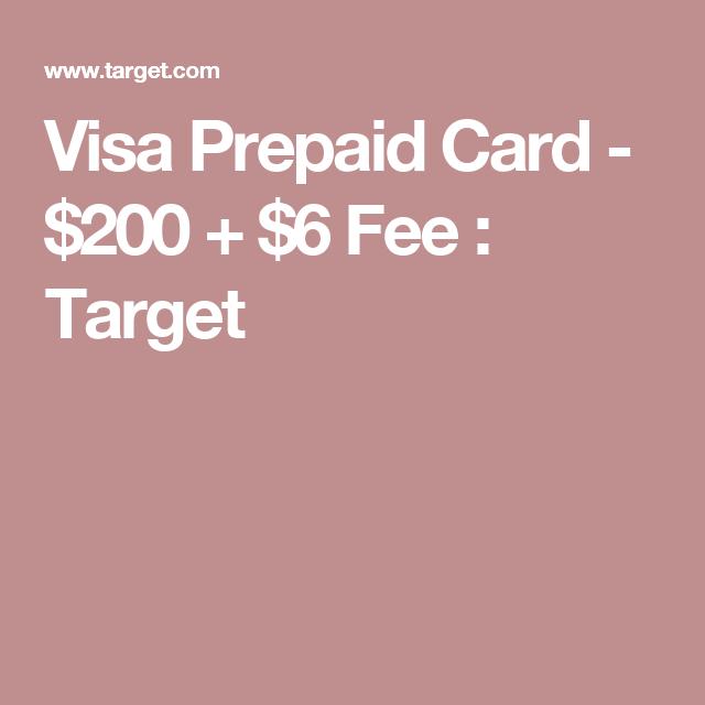 Visa Prepaid Card - $200 + $6 Fee   I love Pierogis Annette