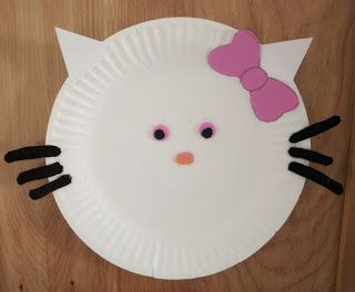 Easy Paper Plate Animal Craft Ideas For Toddlers