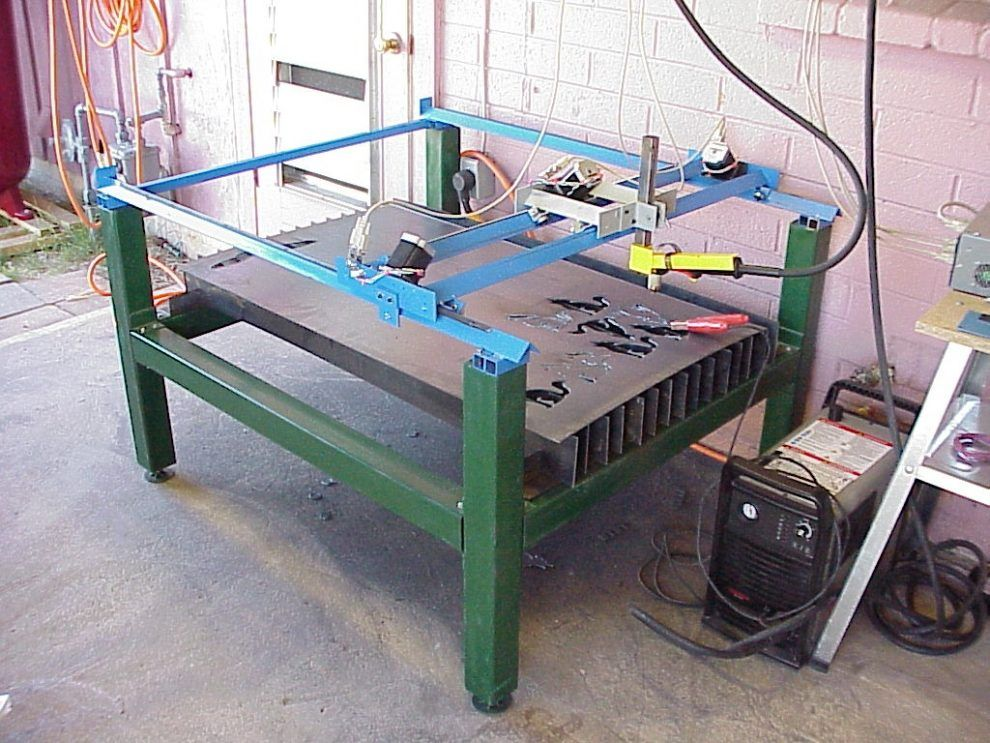 cnc machinist resume%0A Resume  Cnc Plasma Table  cnc plasma cutter plans