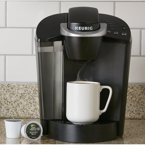 Keurig K-Classic, Single Serve K-Cup Pod Coffee Maker, 6 ...