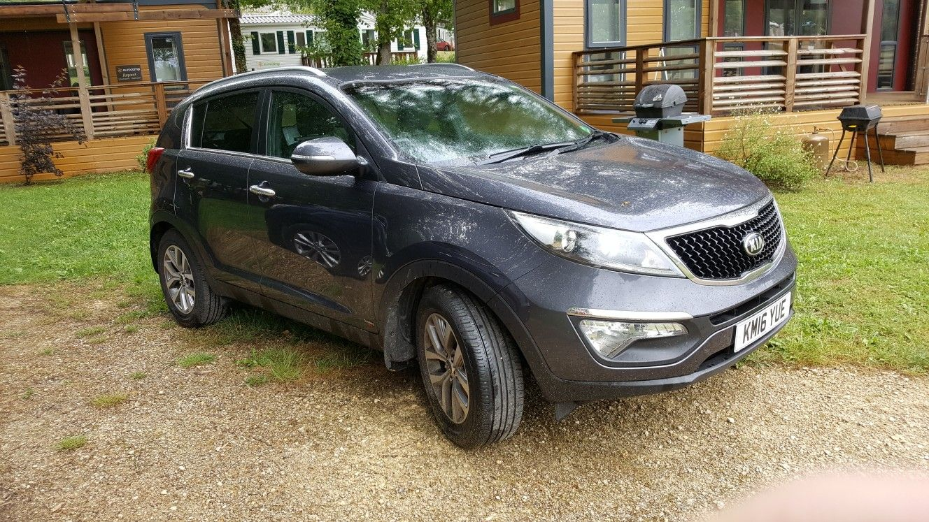 Pin by David Pardon on Kia Sportage Kia sportage, Car, Suv