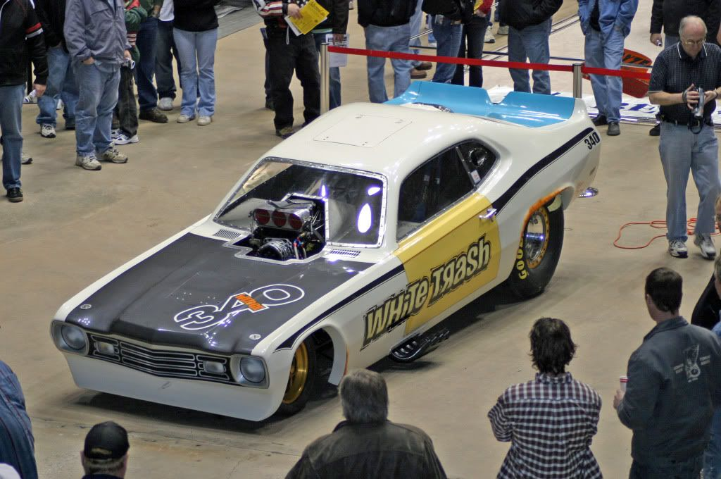 White Trash Funny Car | Drag Racing IV | Pinterest | Funny cars ...