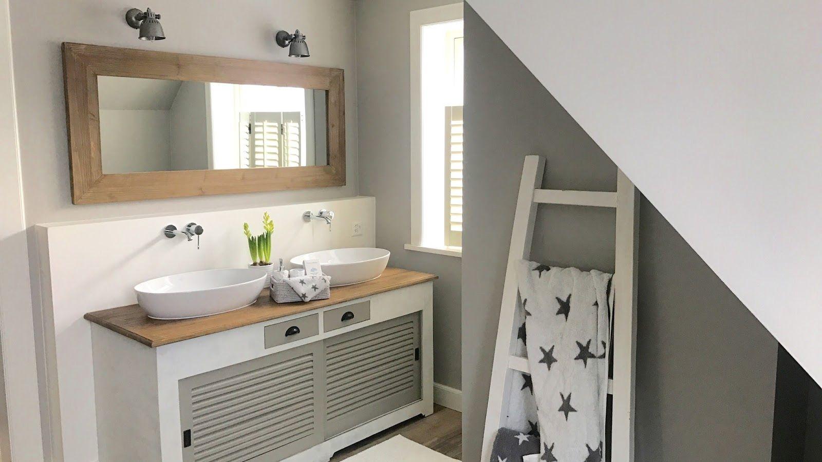 Badezimmer Im Farmhouse Und New England Stil Badezimmer Dekor