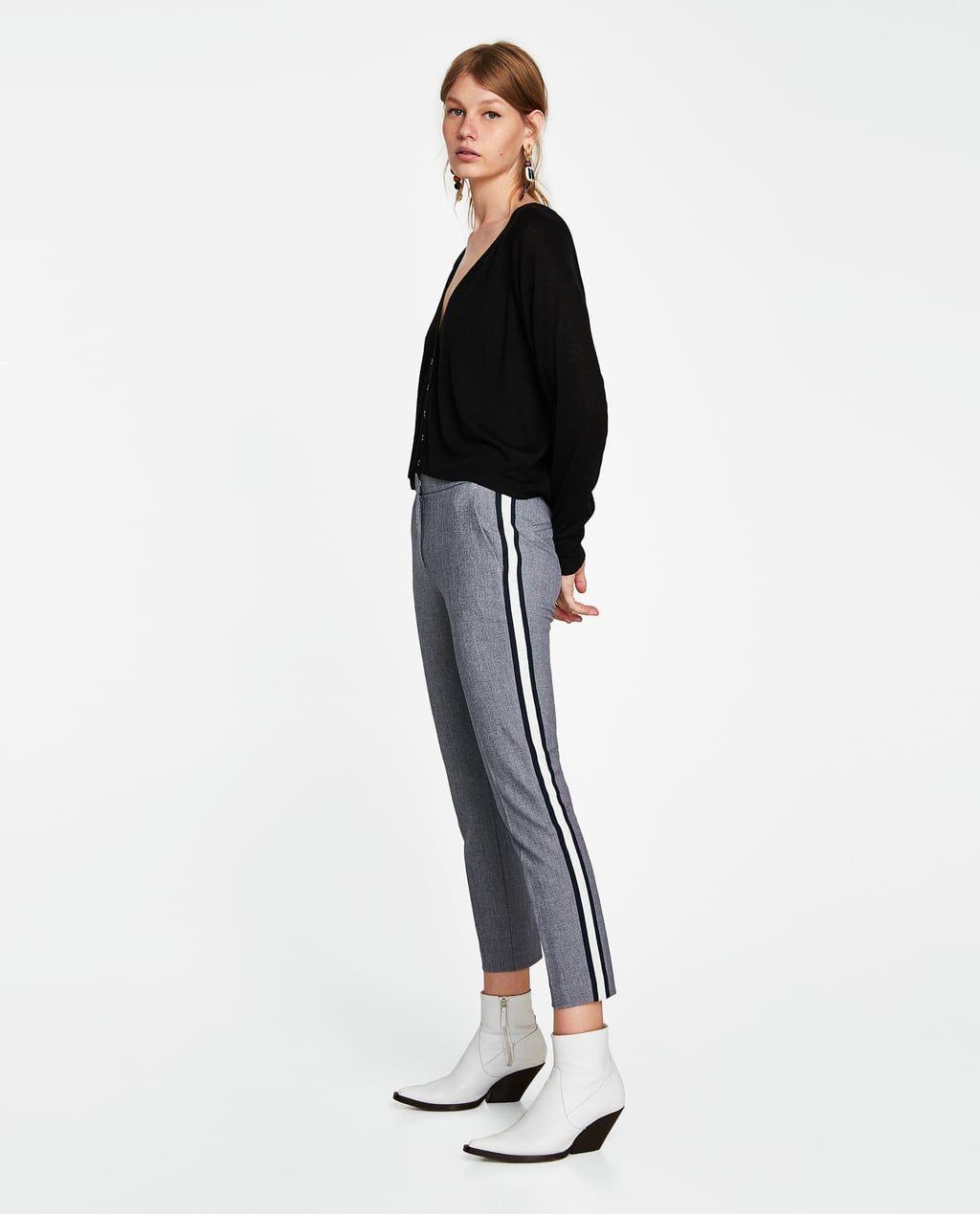 Pantalons pour femme   Nouvelle Collection en ligne   ZARA France ... cc4c3a262be