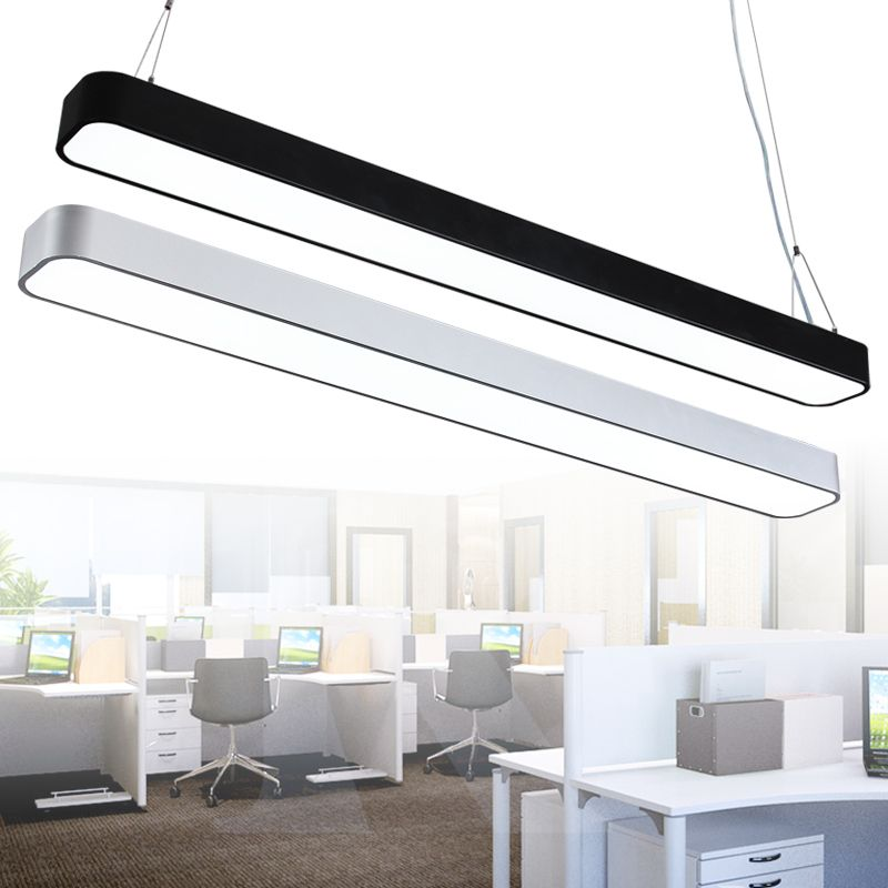 cheap office lighting. Cheap Pendant Lamp, Buy Quality Long Light Directly From China Lights Suppliers: Modern Office Lighting Led Border :