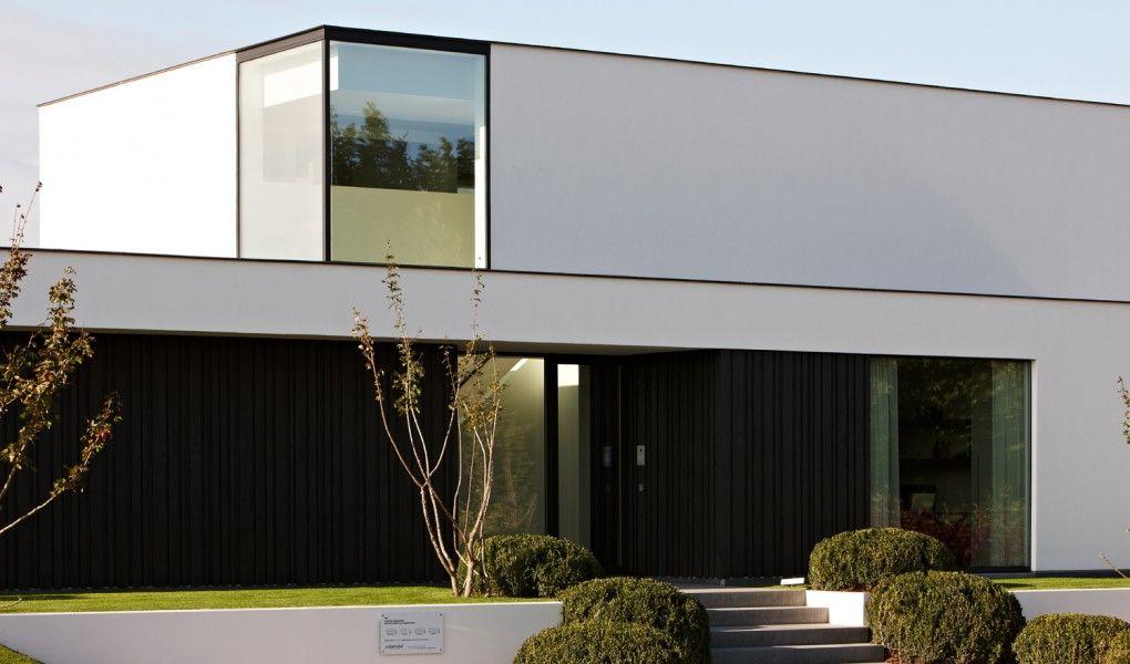 Kijkwoning strak modern tielt west vlaanderen pinterest interior